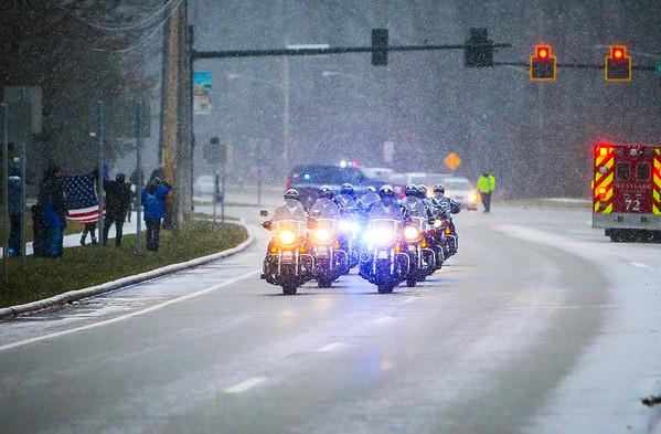 Cleveland Police - Motorcycle Units