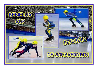 Benelux Cup  @ Hasselt  17/03/12