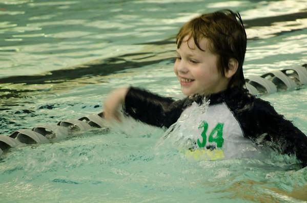 Dylan Aquatic Class