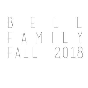 Bell Family Fall 2018