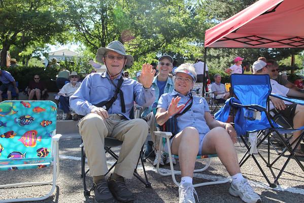Prescott Frontier Days Parade 2011