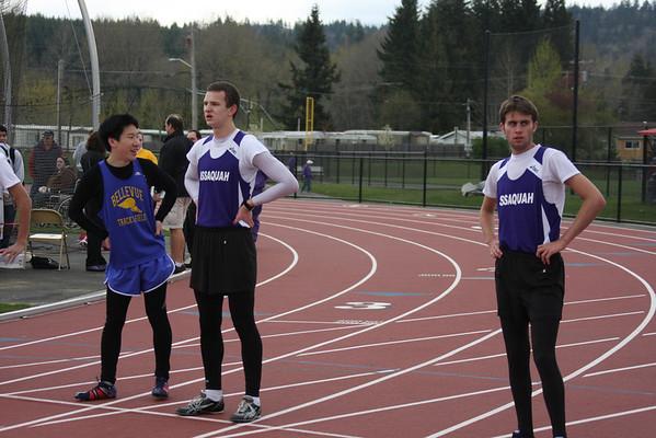 2008-04-17 IHS Track vs Bellevue vs Mt. Si