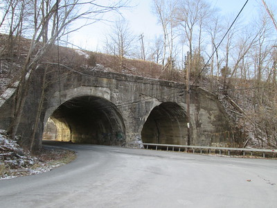 Bridge in Blooming Grove
