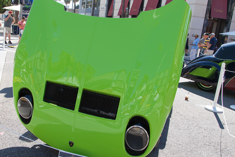 1969 Lamborghini Miura S - Symbolic Motors