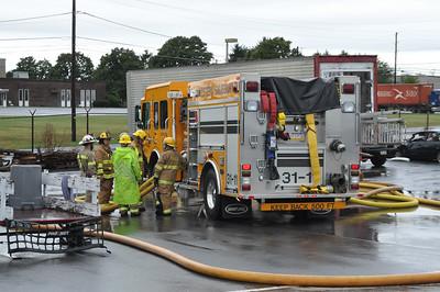 Pump testing at Mack South