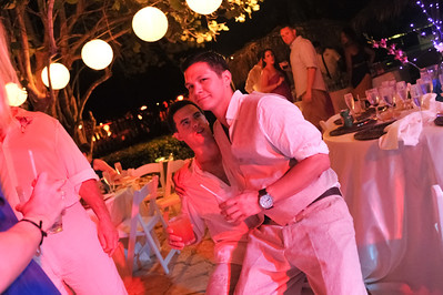 Marika & Colin-Party 2