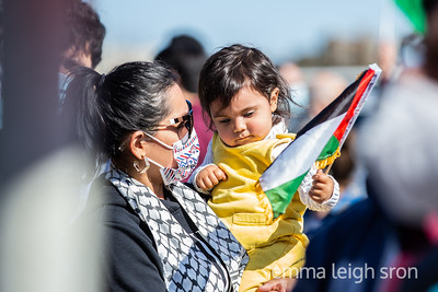 Emergency Protest for Palestine, Minneapolis, May 11