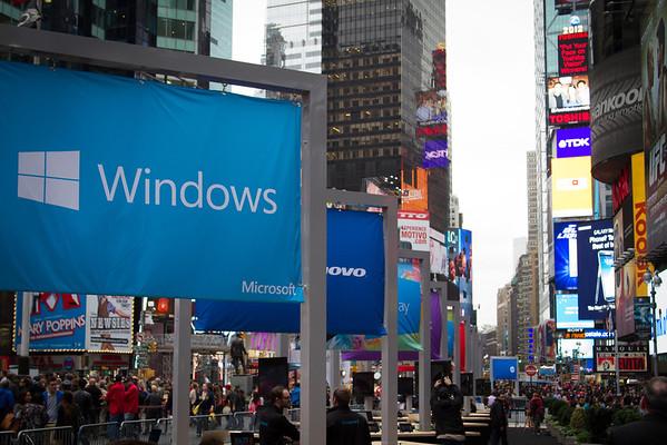 Windows 8 Executive Launch Event 10/2012
