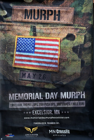 The Murph Challenge Excelsior 2014