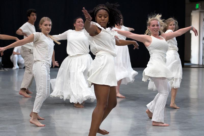 Samba Final Performance