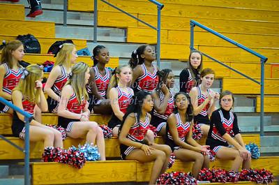 2011-12-09 BHS Basketball VS Myers Park
