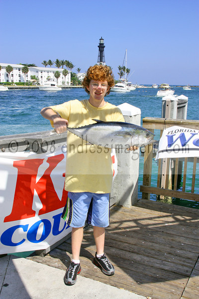 2008 Pompano Beach Saltwater Shootout Afternoon Weigh-In
