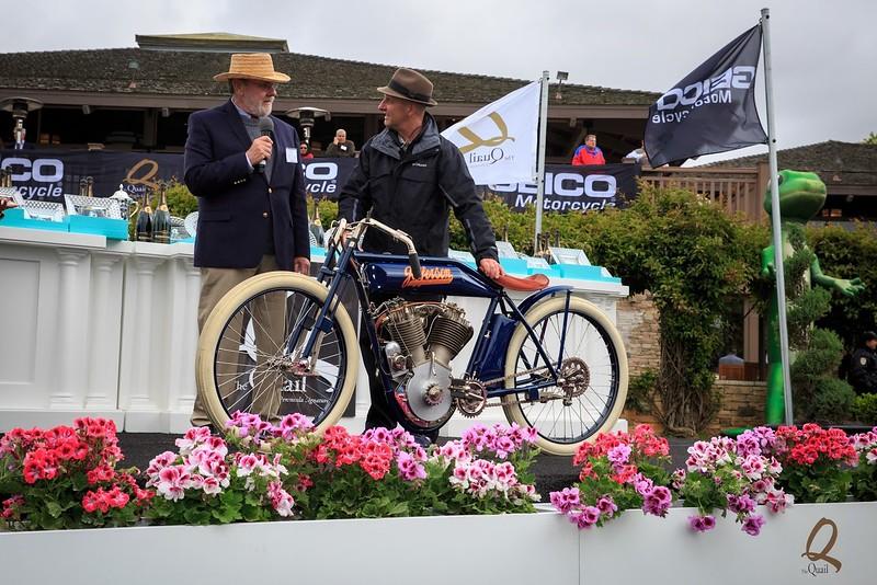 Quail Motorcycle Gathering - Award Winner - Jefferson Board Track Racer American.jpg