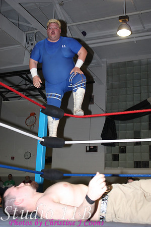 TRP 090404 - Buck Nasty with Gregory Edwards vs Freight Train