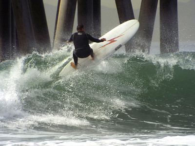 2/27/20 * DAILY SURFING PHOTOS * H.B. PIER