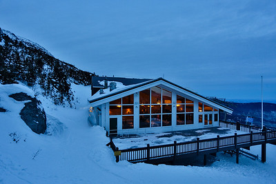 Cliff House Restaurant, Stowe Mountain Resort, Vermont