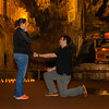 Kevin and Alicia Proposal Luray Caverns 2015529-5
