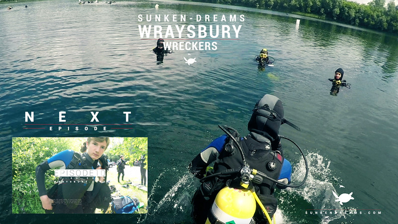 Wraysbury Wreckers Episode 9: Rescue Boys