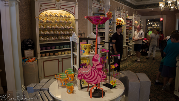 Disneyland Resort, Disneyland, Alice, Wonderland, Cheshire, Cat, Merchandise