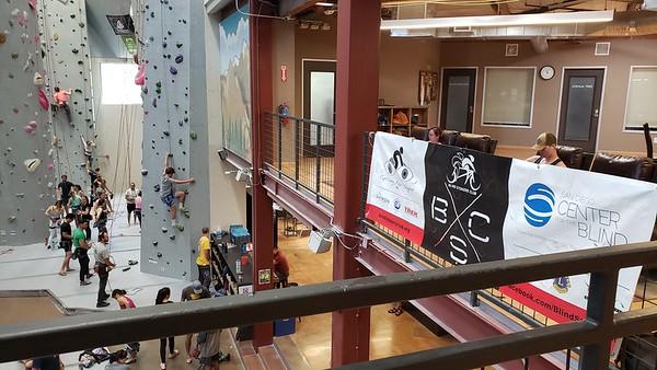 2019 BSC Wall Climbing