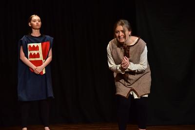 St Mary's College: Henry VI Part 1 - Act V sc iv