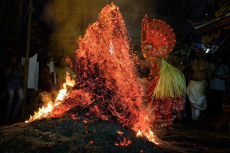 Kandanar Kelan Theyyam