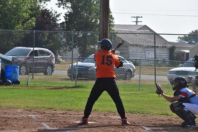 July 6, 2021 Teener Baseball