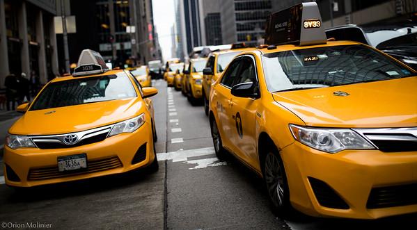 New-York City - Aux pieds des tours