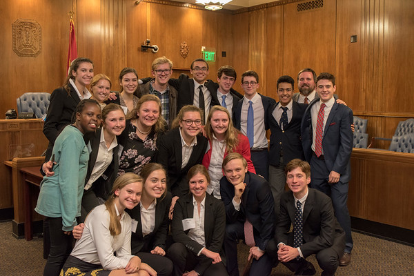 02-24-2018 Davidson County Mock Trial Competition