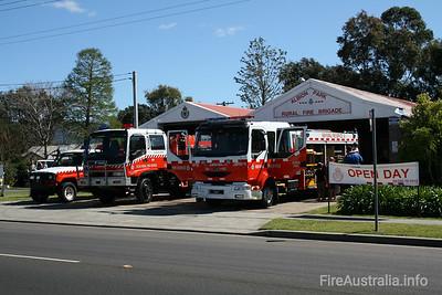 NSW RFS Albion Park Brigade (Illawarra DTZ)
