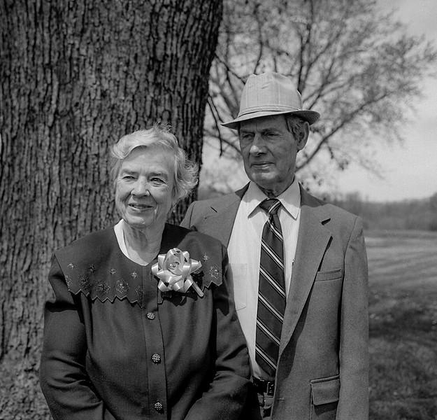 George & Edna Bensheimer