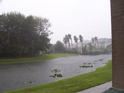 Hurricane Jeanne Damage around Brandon, FL