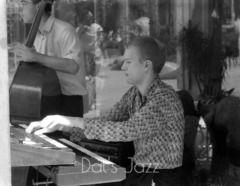 DJANGO BATES & MICK HUTTON