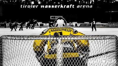 Eishockey - EBEL HCI-VIC 15.12.2017