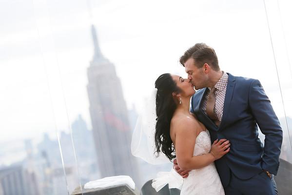 Ashley and JD Todd Wedding