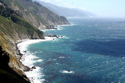 Monteray, Carmel & Big Sur