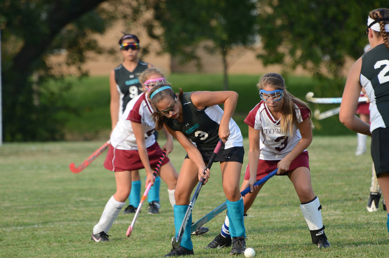 JV Field Hockey September 5 at Towson