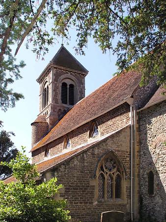St Leonard, Church of England, St Leonard's Lane, Wallingford, OX10 0BH