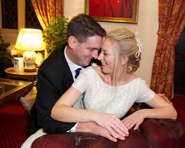 Holly and Gordon Copper Wedding