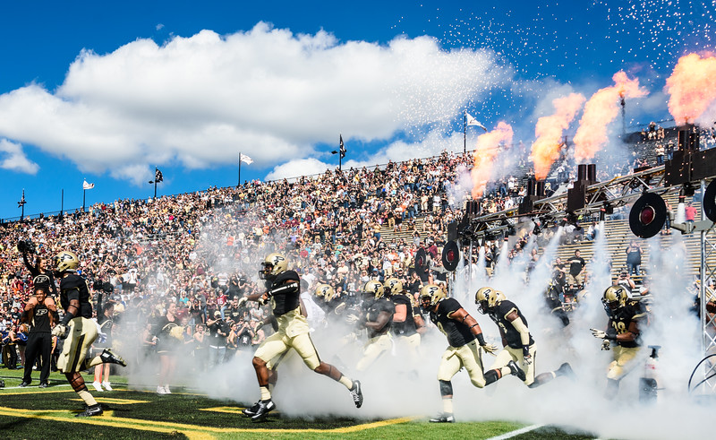 Purdue vs. Virginia Tech Football
