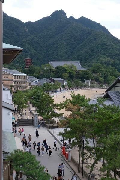 Streets of Miyajima