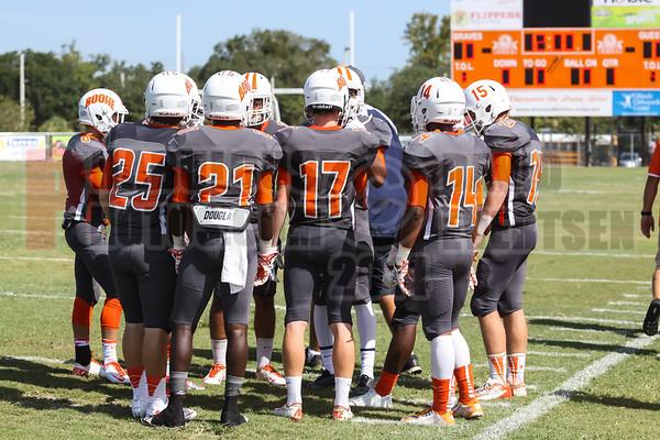 Boone Varsity Football #17 - 2014