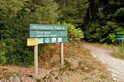 Montezumer Falls Walk
