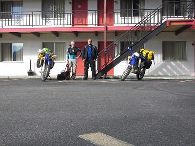 COBDR & UTBDR Motorcycle Trip Sept 2013