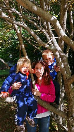 Family photos Oct 2014