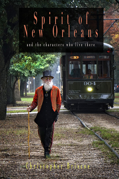 Spirit of New Orleans Book Cover