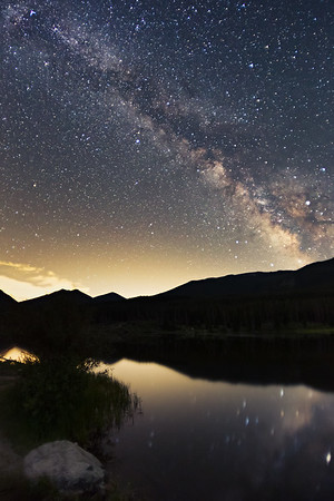 2017 RMNP Night Skies
