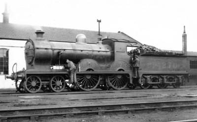 1918-1922 G&SWR R. H. Whitelegg