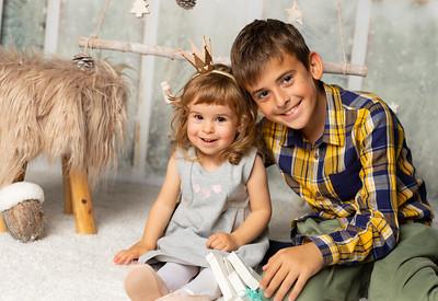 Анджи и Вени Коледа