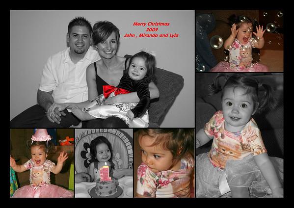 Lyla @ 1 years old 12/2009